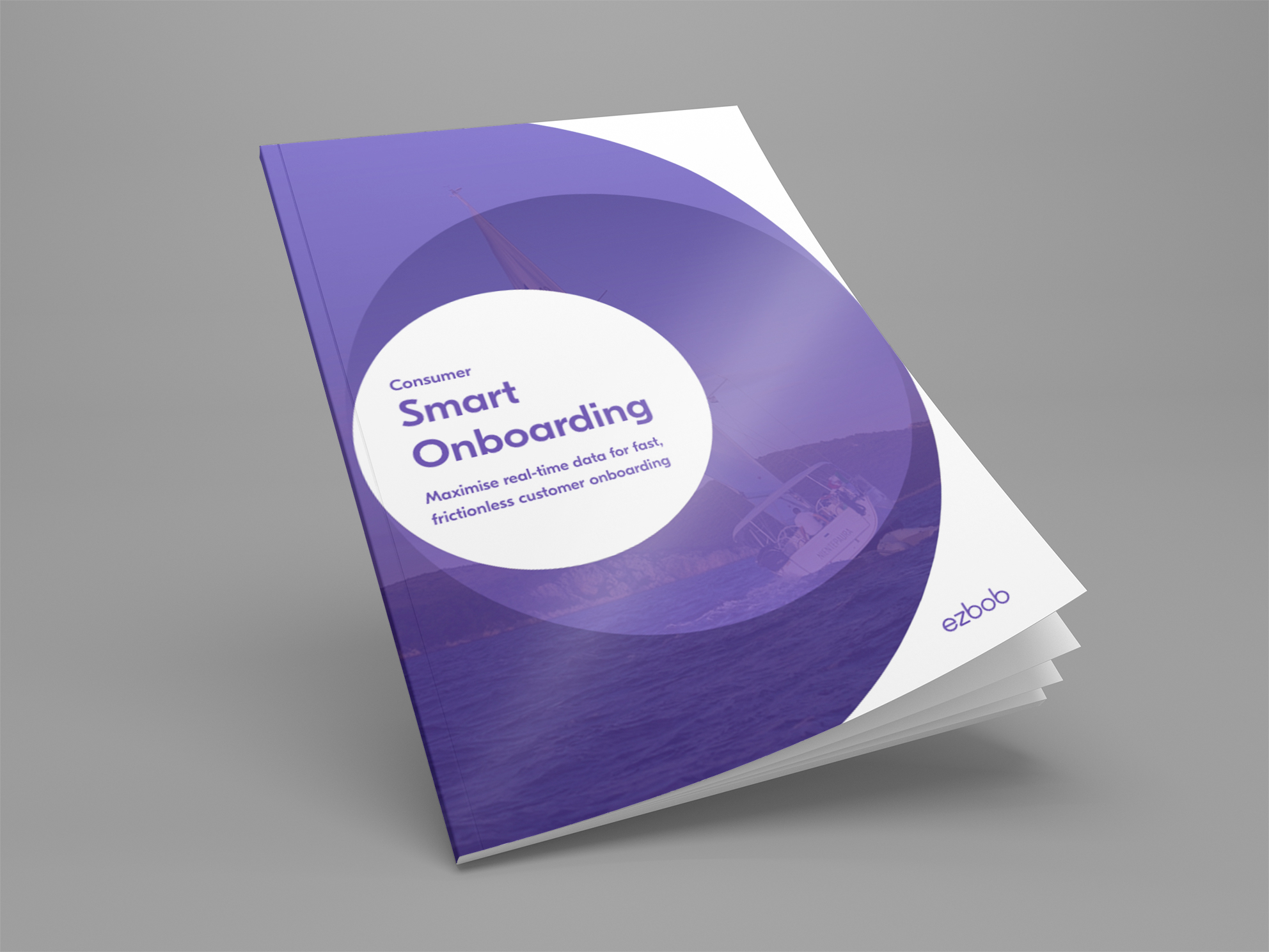 Cover consumer Smart Onboarding